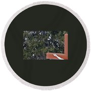 The Cross Round Beach Towel