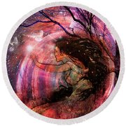 The Elements Wind Round Beach Towel