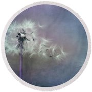 The Four Winds Round Beach Towel
