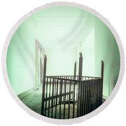 The House Of Lost Dreams Round Beach Towel