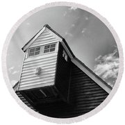 The Mill House Round Beach Towel