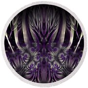 The Mulberry Forest Round Beach Towel