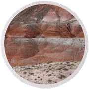 The Painted Desert  8020 Round Beach Towel