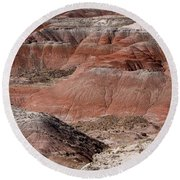 The Painted Desert  8024 Round Beach Towel