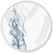 The Queen Round Beach Towel