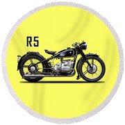 The R5 1936 Round Beach Towel