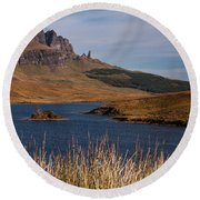 The Storr Round Beach Towel
