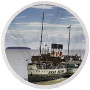 The Waverley 2 Round Beach Towel