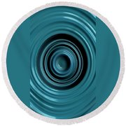 The Well Round Beach Towel