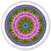 Transition Fcircle Round Beach Towel