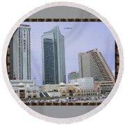 Trump Palace Tajmahal Hotel Atalantic Beaches And Board Walk America Photography By Navinjoshi At  Round Beach Towel