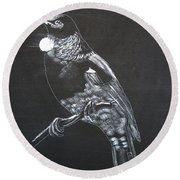 Tui Round Beach Towel