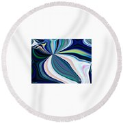 United Fronts Of A Rainbow Round Beach Towel