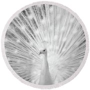 Unusually Beautiful Round Beach Towel