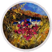 Village 450808 Round Beach Towel
