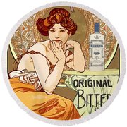 A2 Bechers Original Bitter Founded 1807Vintage PosterA1 A3