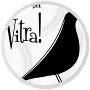 Vitra  Round Beach Towel
