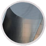 Walt Disney Concert Hall 23 Round Beach Towel