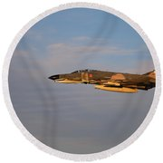 Warbird 2 Round Beach Towel