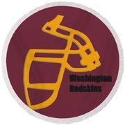 Washington Redskins Retro Round Beach Towel