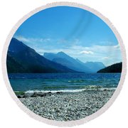 Waterton Beachcomber Round Beach Towel