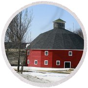 Welch Round Barn Round Beach Towel