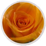 What Is In A Rose? Round Beach Towel