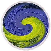 Whirlpool 4 Round Beach Towel