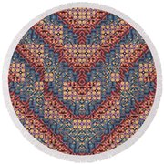 Wild Things - A  T J O D 5-6 Compilation Round Beach Towel