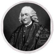 William Pitcairn (1711-1791) Round Beach Towel