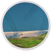 Windows Wallpaper  Round Beach Towel