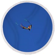 Windsong Round Beach Towel