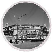 Wrigley Field - Chicago Cubs 21 Round Beach Towel