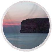 Xlendi Bay - Gozo Round Beach Towel