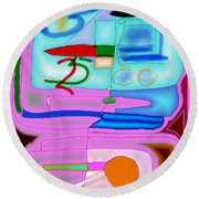 Zapp  Round Beach Towel