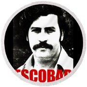 Escobar Round Beach Towel