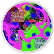 5-12-2012cabcdefg Round Beach Towel