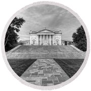 Tomb Of The Unknown Soldier Round Beach Towel