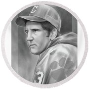 Danny Ford Round Beach Towel