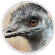 Emu Print 9092 Round Beach Towel