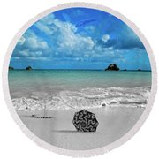 Fly Round Beach Towel