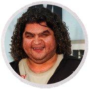 Flat Card Face Jorge Garcia Celebrity Mask