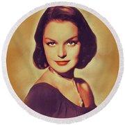 Vintage Art Poster Silver Screen Actress Lilian Bond  Print A4 A3 A2 A1
