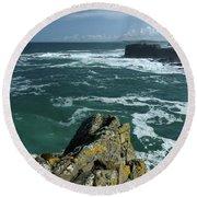 Loop Head Co Clare Round Beach Towel