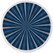 Ornament Number 11 Round Beach Towel