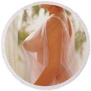 Playboy, Miss March 1967 Round Beach Towel