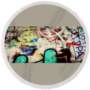 Rippa Round Beach Towel