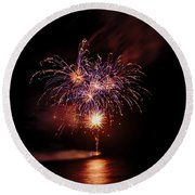 Romancing In The Dark Collection Set 03 Round Beach Towel