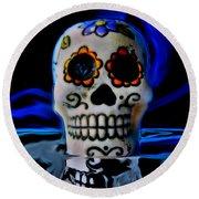 Sugar Skull #1 by Cheryl Fulton