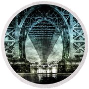 Urban Grunge Collection Set - 06 Round Beach Towel